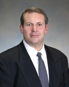 Rob Namy, Senior VP for Weston