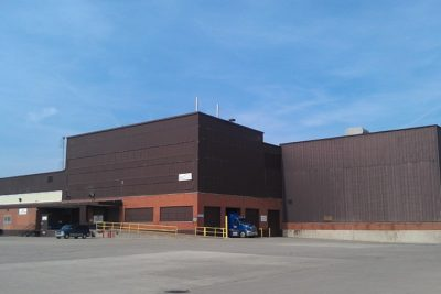 Industrial Property For Lease 8500 Clinton Rd. – 12,493 SF Brooklyn , OH