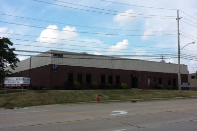 WESTON COMMERCE CENTER 26309 MILES ROAD WARRENSVILLE HEIGHTS , OH