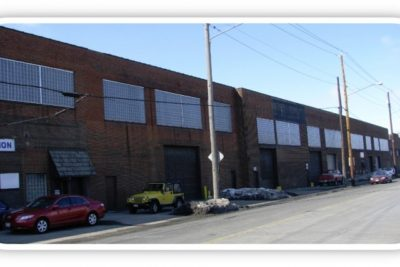 Warehouse Available 2972 E. 34th Street Cleveland , OH