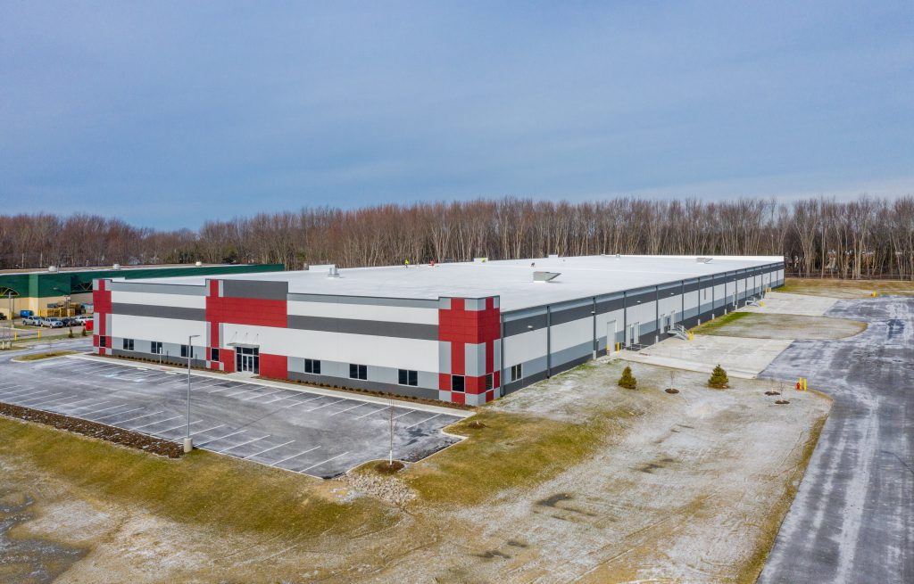 Experience Told  Us to Build a 130,000 SF Spec Building