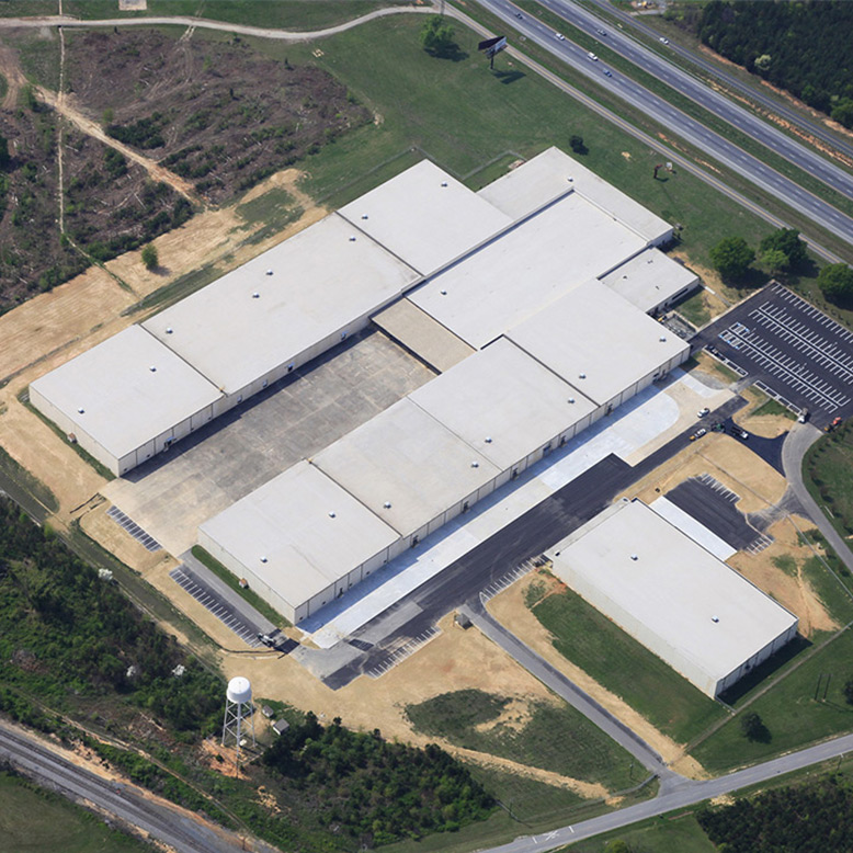 CAROLINA INDUSTRIAL PORTFOLIO