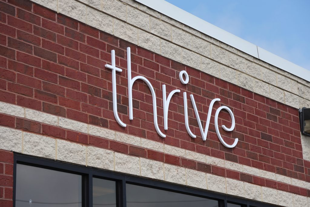 """""""Thriving"""" in the Community"""