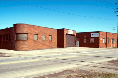 13,031 SQUARE FEET AVAILABLE 5207 GRANT AVE. – 13,031 SF CUYAHOGA HEIGHTS , OH
