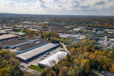 Warehouse / Office Space for Lease 4595 Van Epps Drive – Suites A & B – 40,304 SF Brooklyn Heights , OH