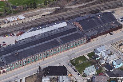 Industrial Property For Lease 10610 Berea Rd. – 96,318 SF Brooklyn , OH