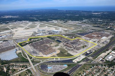 Industrial Redevelopment Property for Lease 18300 Snow Road – Build to Suit Brook Park , OH